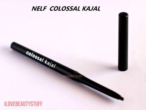 Nelf  Colossal Kajal Review