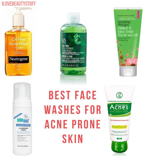 Good acne wash